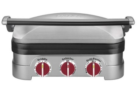 This multi-purpose indoor grill is on sale today only (Photo via Amazon)