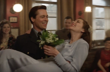 They get married in the movie. (Photo credit: Screenshot/YouTube Paramount Pictures)
