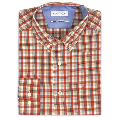 This shirt normally costs $60 (Photo via Nautica)