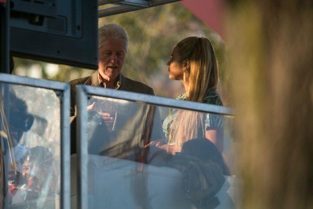 Bill Clinton Beyonce