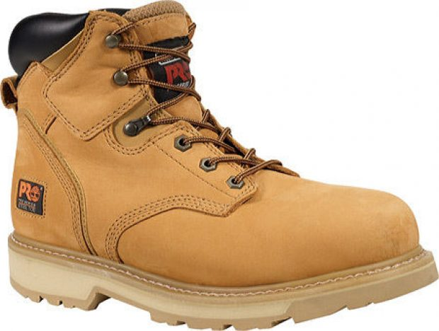 This traditional Timberland color is called 'Wheat Nubuck' (Photo via eBay)