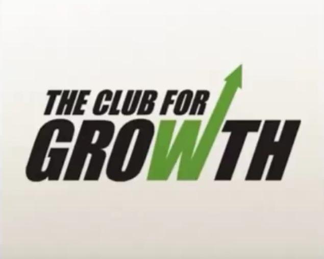 Club for Growth YouTube screenshot/club4growth