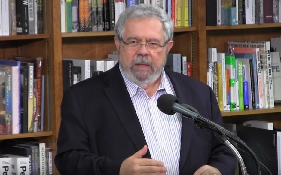 David Cay Johnston YouTube screenshot/Politics and Prose