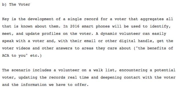 Eric Schmidt Memo On Data