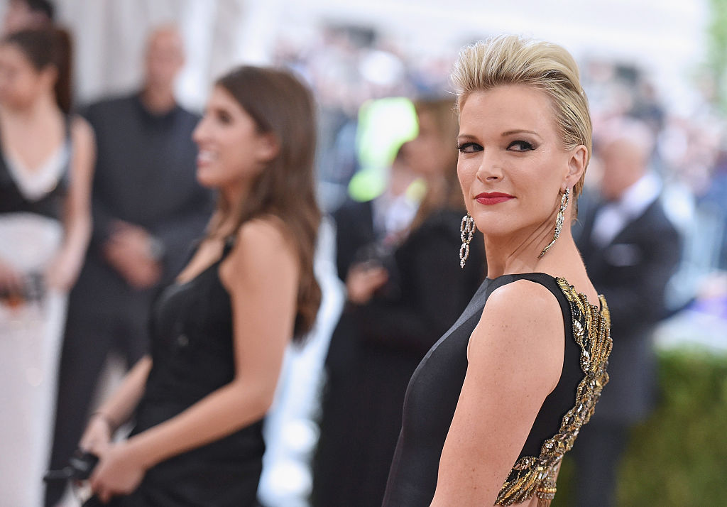 """Megyn Kelly attends the """"Manus x Machina: Fashion In An Age Of Technology"""" Costume Institute Gala at the Metropolitan Museum of Art on May 2, 2016 (Getty Images)"""