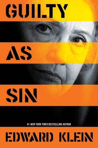 The Cover of Guilty As Sin, courtesy of Regnery Publishing.