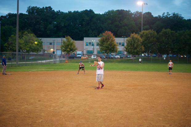 Softball (Credit: Grae Stafford)