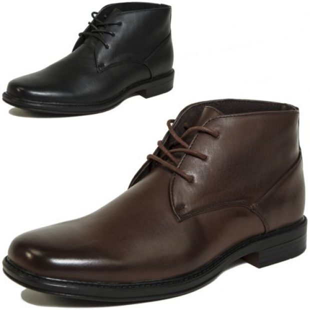 The boots are available in both black and brown (Photo via eBay)