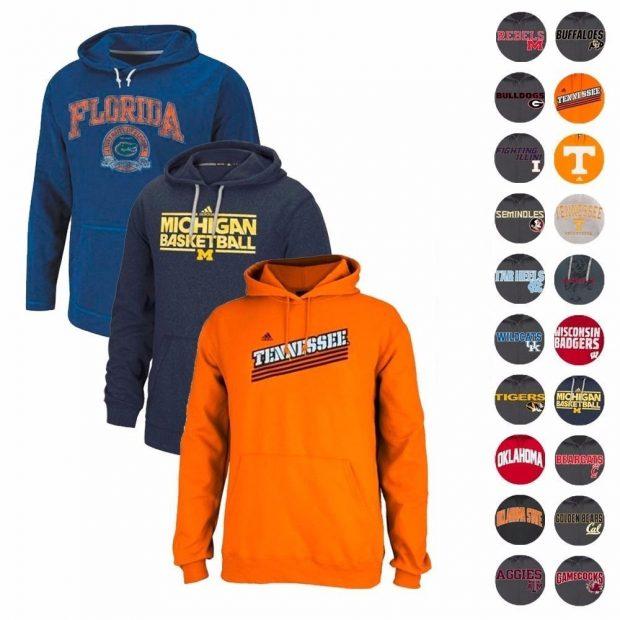 Save $45 on a college hoodie (Photo via eBay)