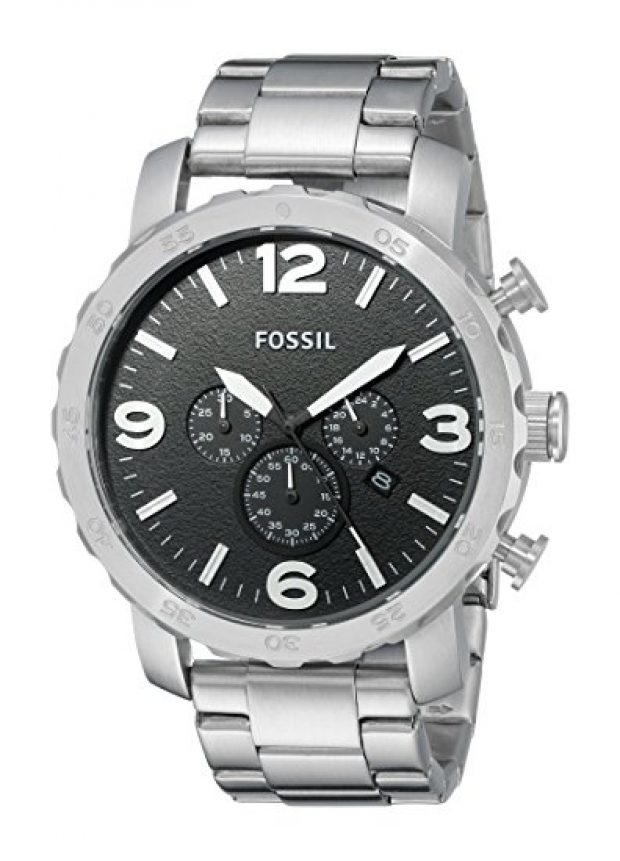 This Nate watch normally costs $145. Today you can get it for $70 off (Photo via Amazon)
