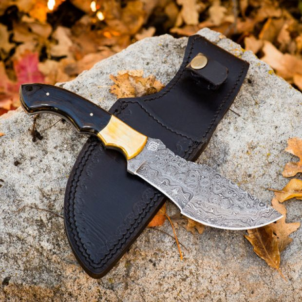 Normally $157, the Spetznaz Damascus tracker is on sale for $117 (Photo via Touch of Modern)