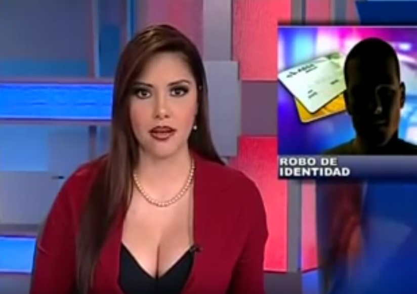 news anchor YouTube screenshot/CORAZONEFAN's channel