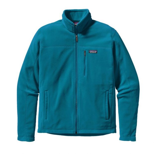 Normally $89, this jacket is on sale for $44. It comes in blue and red (Photo via Patagonia)