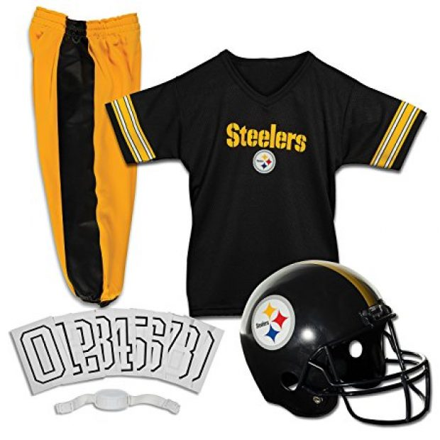 You can get your little tyke to dress up as any NFL team for just $30 (Photo via Amazon)