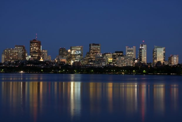 Boston (Credit: Rene Schwietzke/Flickr, no changes made) https://flic.kr/p/3qVUP1