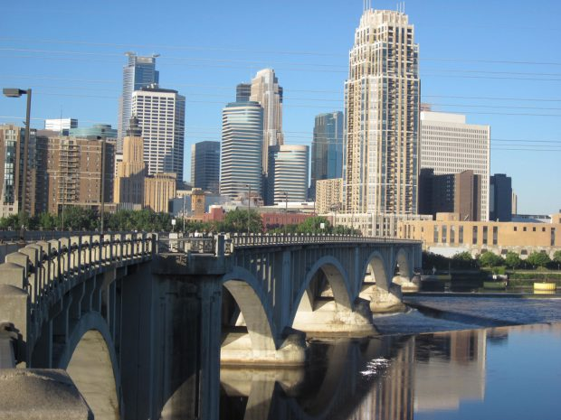 Minneapolis (Credit: Doug Kerr/Flickr, no changes made) https://flic.kr/p/aqQ59i