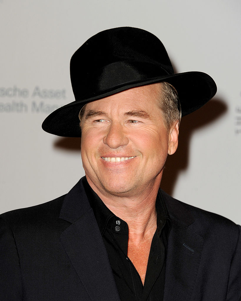Actor Val Kilmer arrives at the 23rd Annual Simply Shakespeare Benefit. (Photo by Kevin Winter/Getty Images)