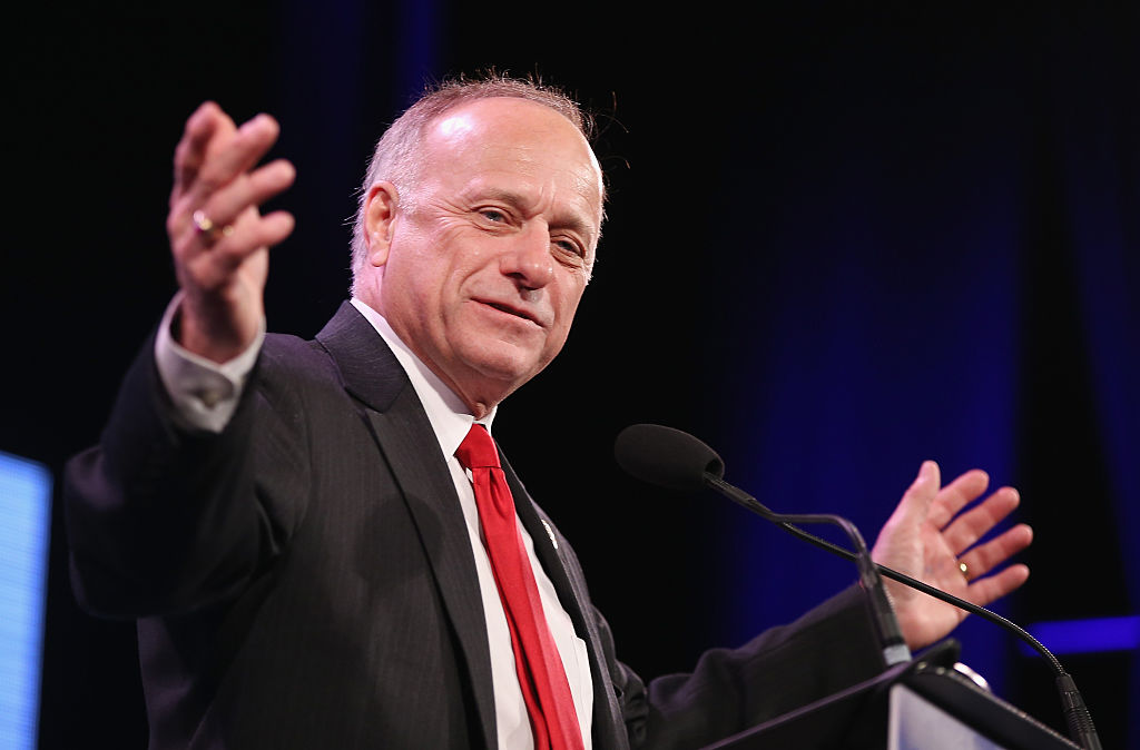 Steve King (Getty Images)