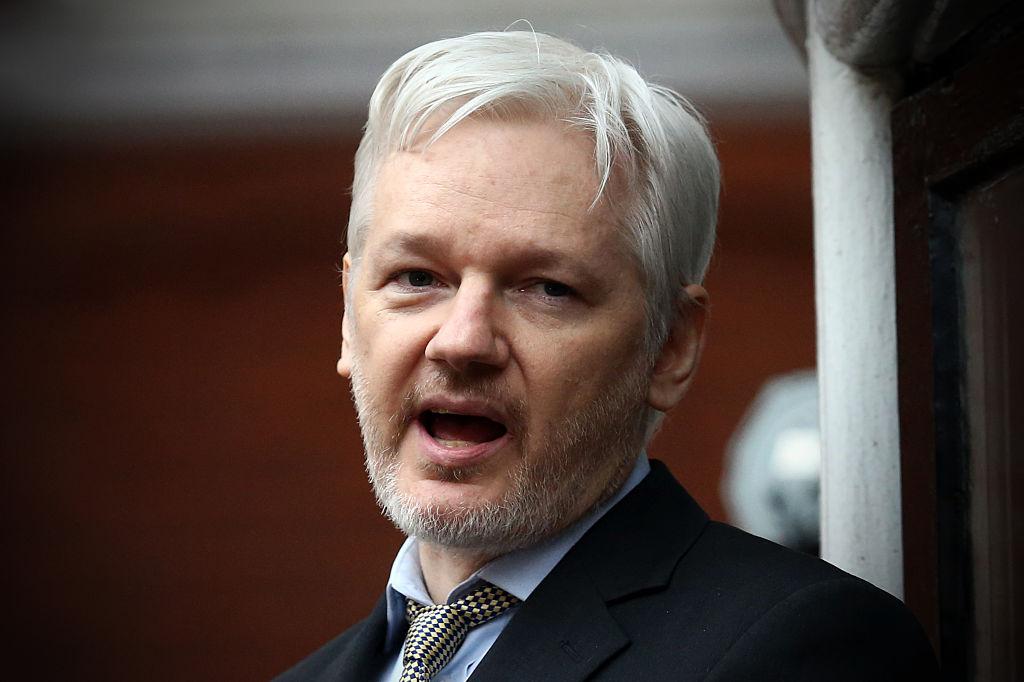 WikiLeaks founder Julian Assange (Getty Images)