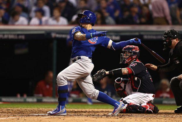 Chicago Cubs. (Credit: Getty Images/Elsa)