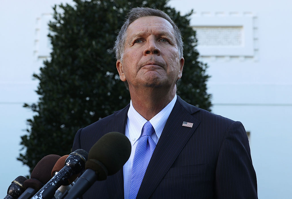 John Kasich (Getty Images)