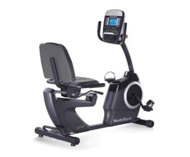 Normally $421, this exercise bike is 29 percent off for Cyber Monday (Photo via Amazon)