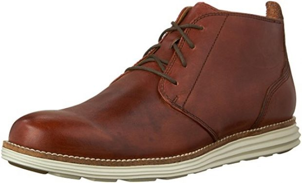 Normally $280, this pair of Chukka boots is just $109 today (Photo via Amazon)
