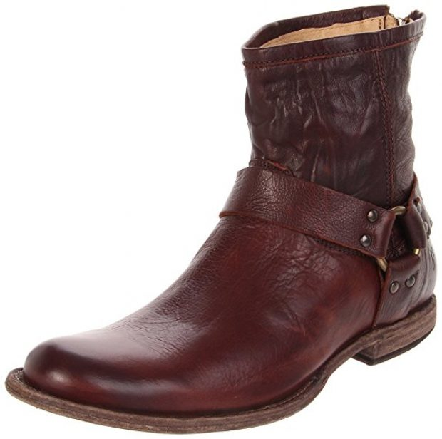 Normally $318, these harness boots are 60 percent off (Photo via Amazon)