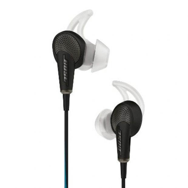 These Bose in-ear headphones normally cost $250 (Photo via Amazon)