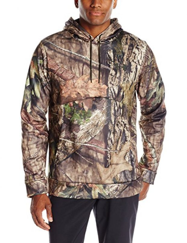 This hoodie actually comes in 10 different camo patterns (Photo via Amazon)