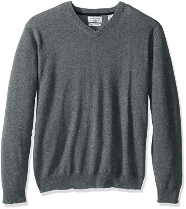 This cashmere sweater normally costs $225. It is currently 73 percent off (Photo via Amazon)