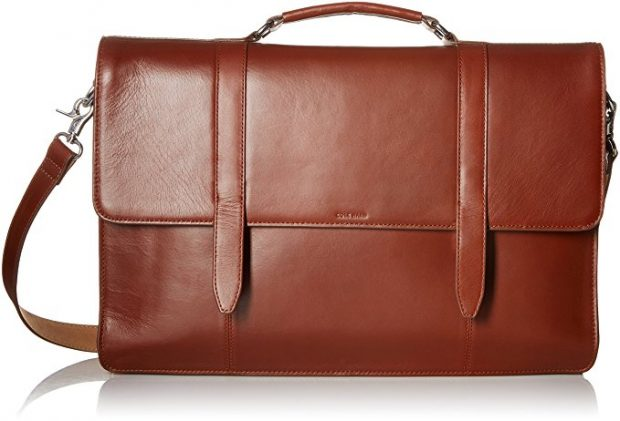 Normally $450, this 17-inch briefcase can currently be had for less than $200 (Photo via Amazon)