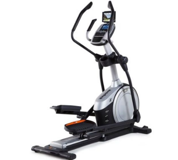Normally $800, this elliptical is $177 off for Cyber Monday (Photo via Amazon)