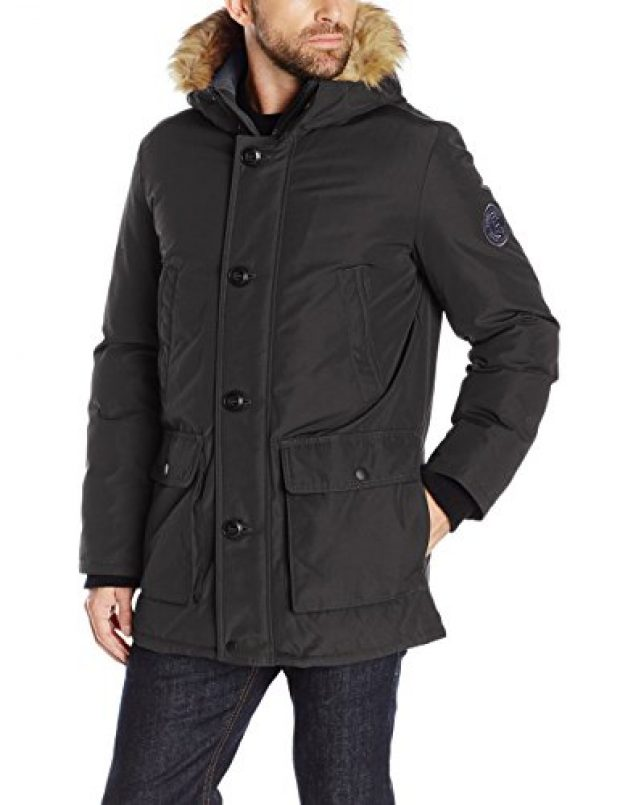 This seasonal jacket is 73 percent off (Photo via Amazon)