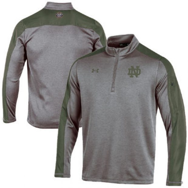 Normally $100, this Under Armour quarter-zip is only $65 with this 4-hour deal (Photo via FansEdge)