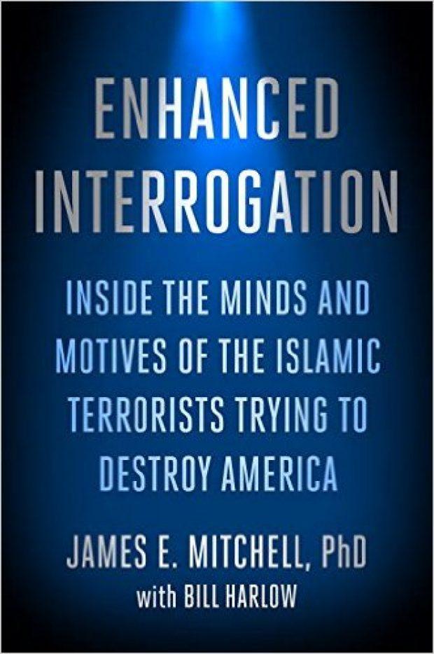 'Enhanced Interrogation' was released November 29, 2016 (Photo via Amazon)