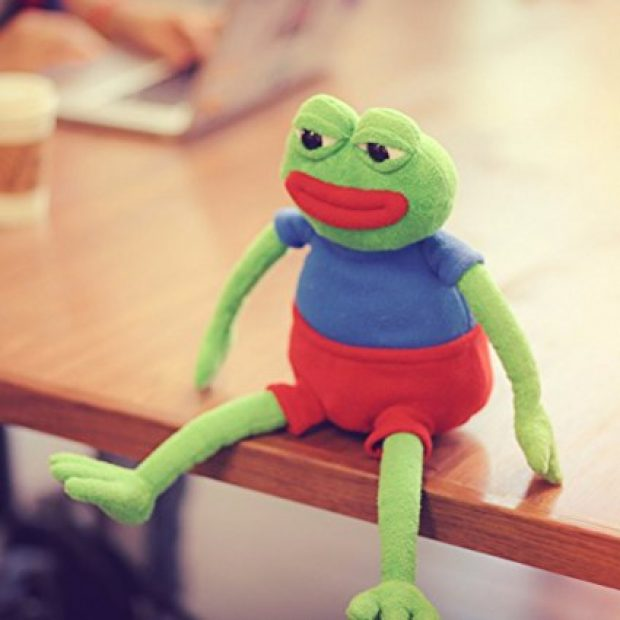 Hopefully, this Pepe will not be rare in stockings this year (Photo via Amazon)