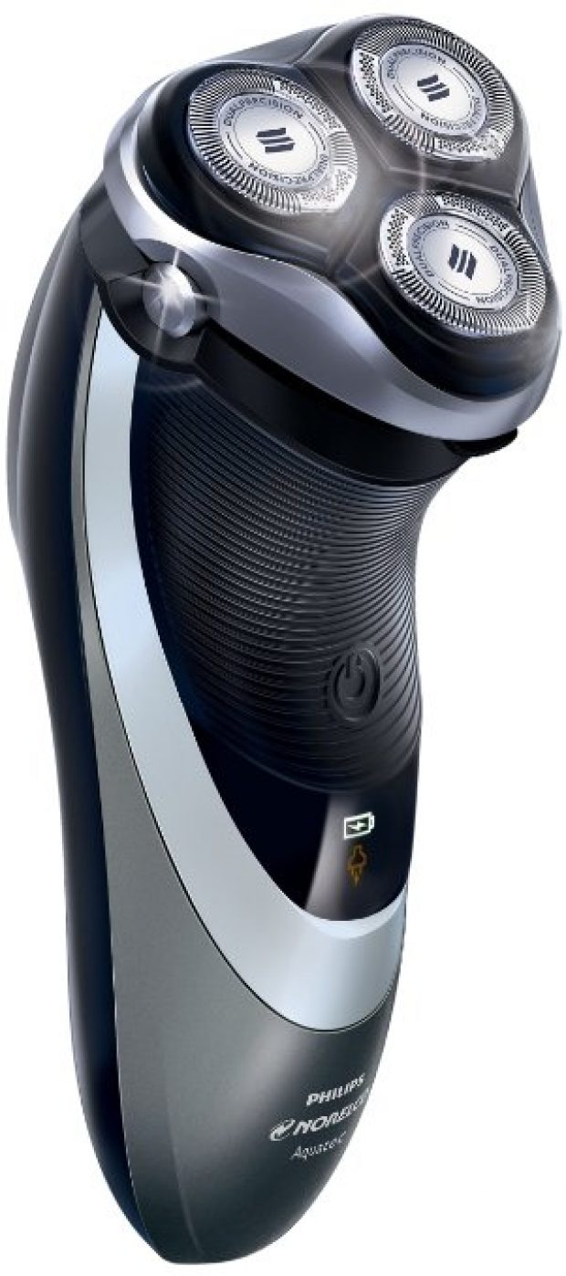 Normally $90, this electric shaver is 50 percent off for Cyber Monday (Photo via Amazon)