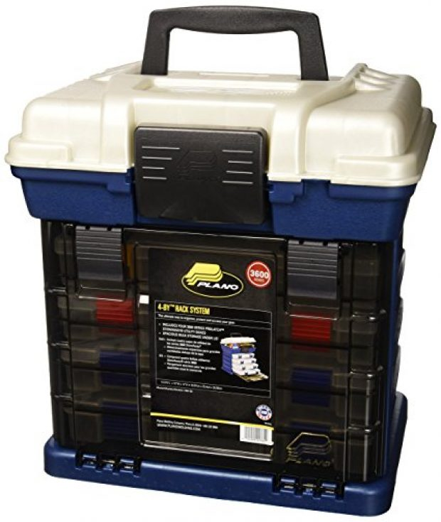 Normally $38, this tackle box is 33 percent off today (Photo via Amazon)