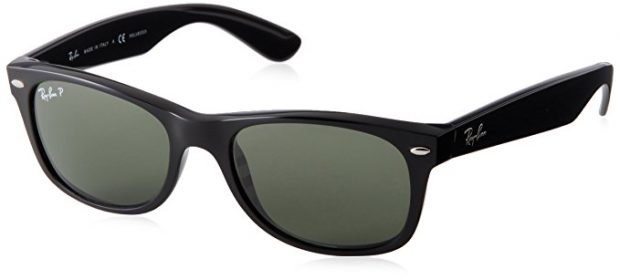 Normally $190, these Wayfarers are 35 percent off for Black Friday (Photo via Amazon)