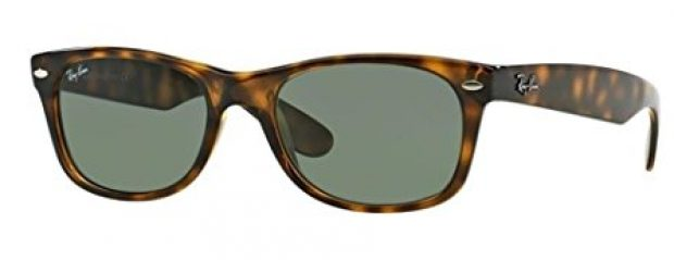 Normally $140, this pair of tortoise-shell Wayfarers is 42 percent off today (Photo via Amazon).