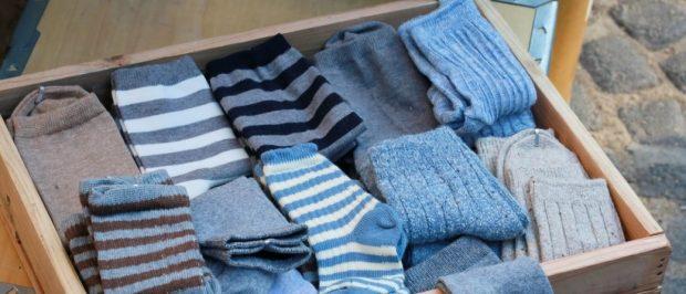 Socks are on sale today (Photo via Shutterstock)