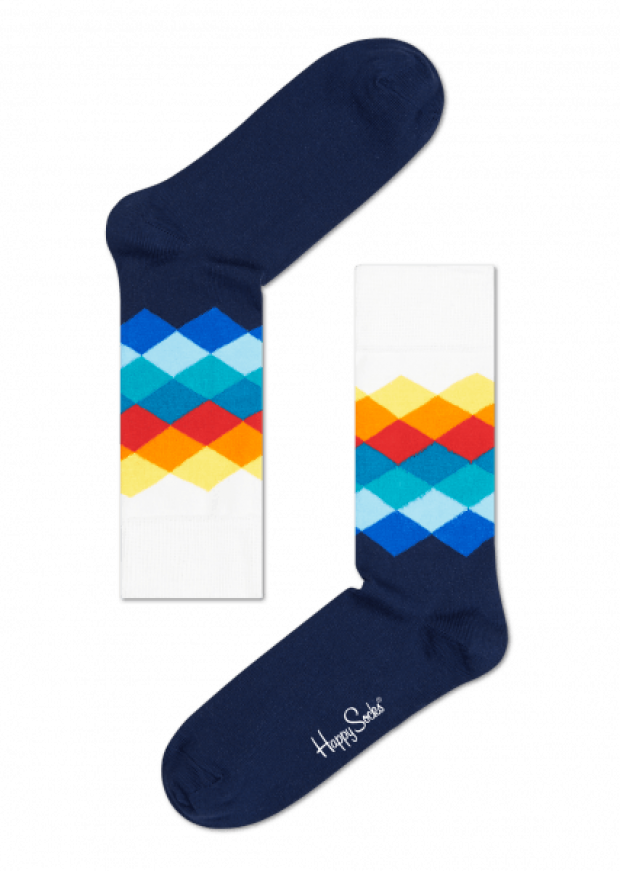 I can vouch that you will never regret getting these socks (Photo via HappySocks)