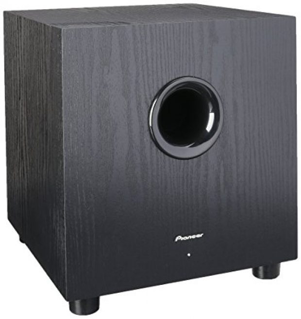 Normally $160, this subwoofer is 38 percent off for Cyber Monday (Photo via Amazon)