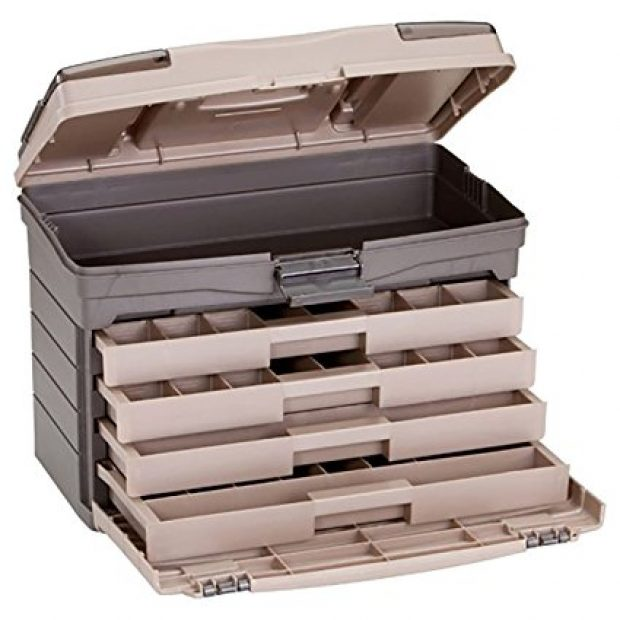 Normally $42, this tackle box is 43 percent off today (Photo via Amazon)