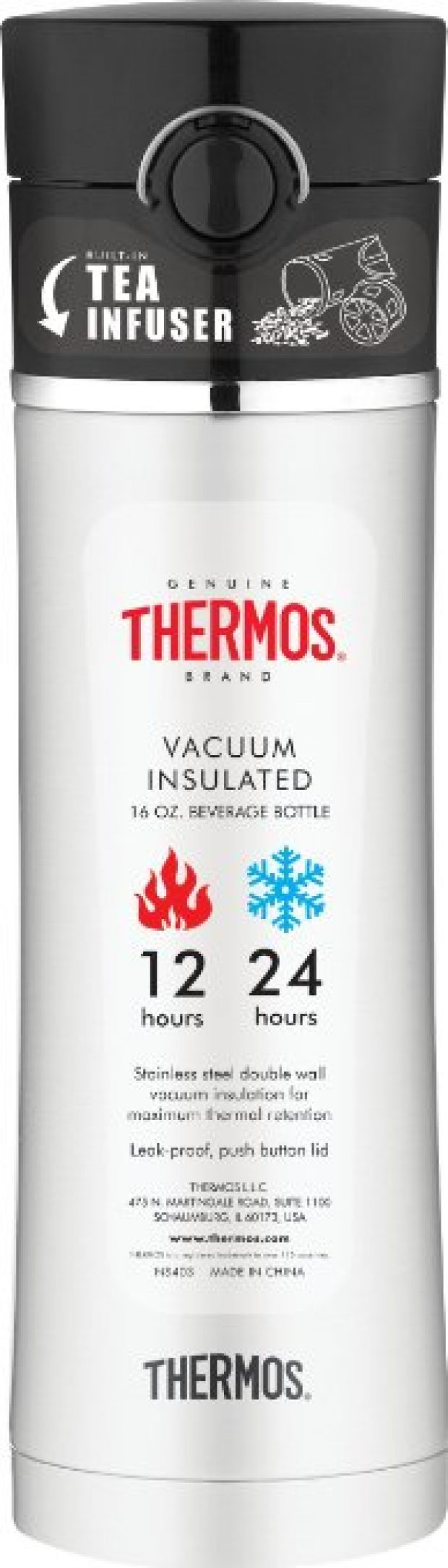 Normally $33, this Thermos is 50 percent off for Cyber Monday Deals Week (Photo via Amazon)
