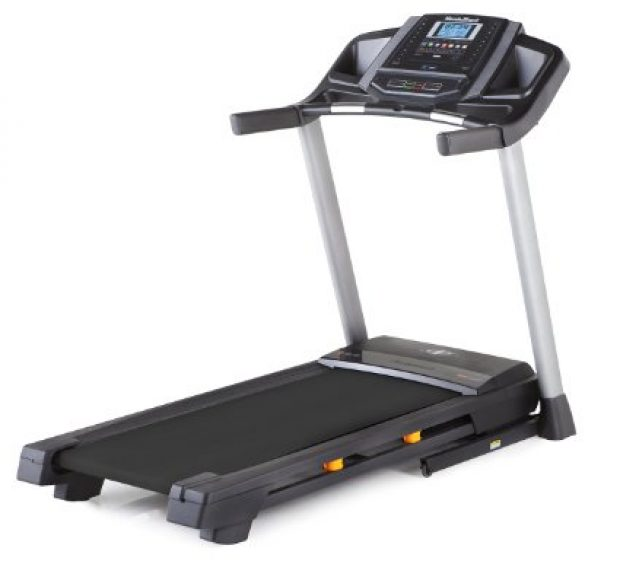 Normally $722, this treadmill is 38 percent off for Cyber Monday (Photo via Amazon)