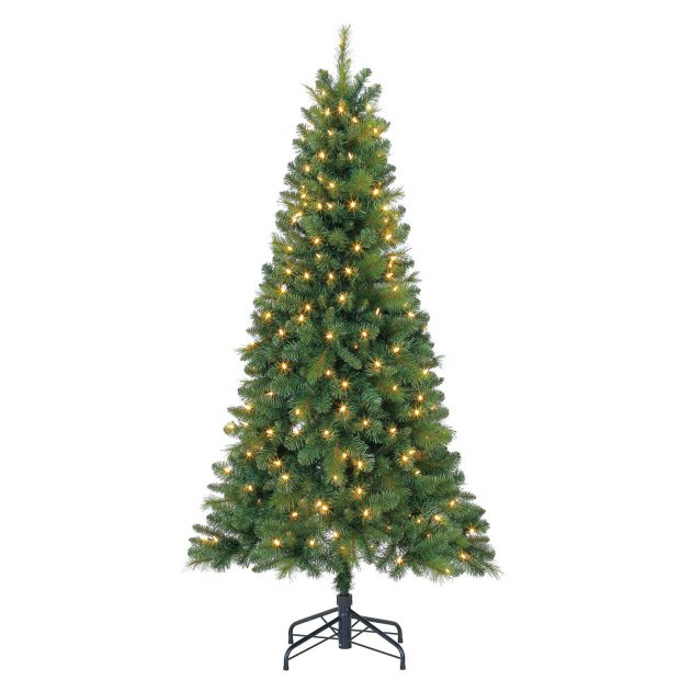 Normally $140, this 6-foot tree is 35 percent off (Photo via eBay)