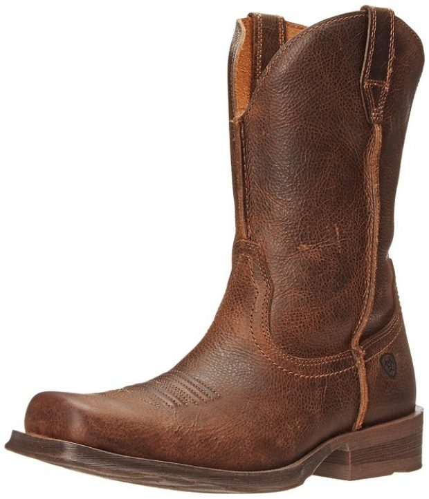 Normally $160, this Western boot is 50 percent off today (Photo via Amazon)