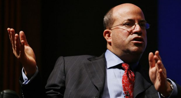CNN president Jeff Zucker (REUTERS)